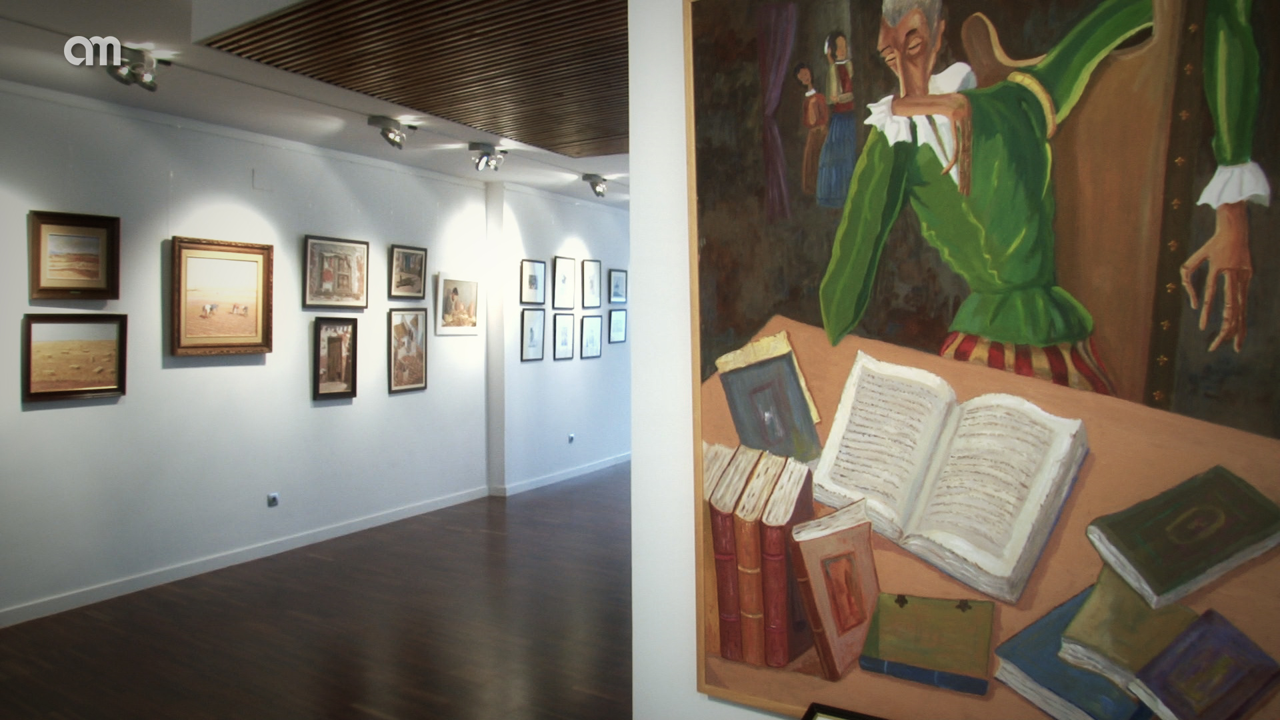EL MUSEO JOSÉ LUIS SAMPER, UNA MIRADA HACIA LA MANCHA DE MEDIADOS DEL SIGLO XX