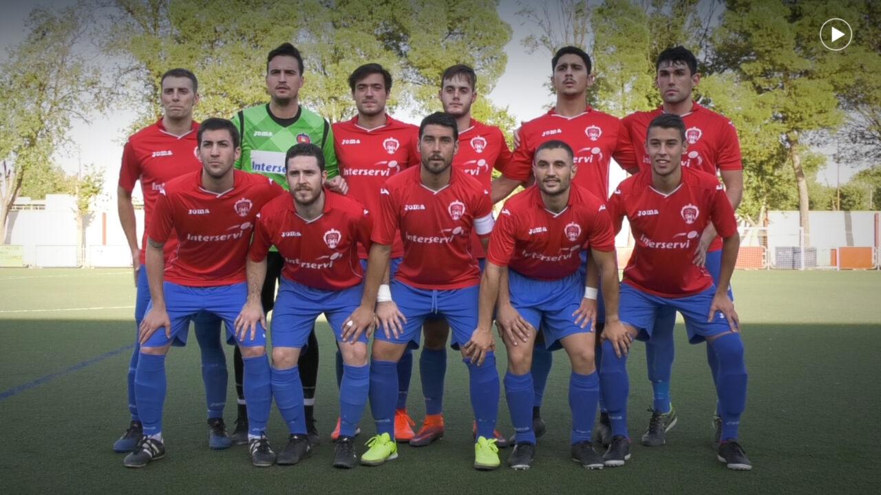 Primera victoria del Sporting de Alcázar CF ante su afición