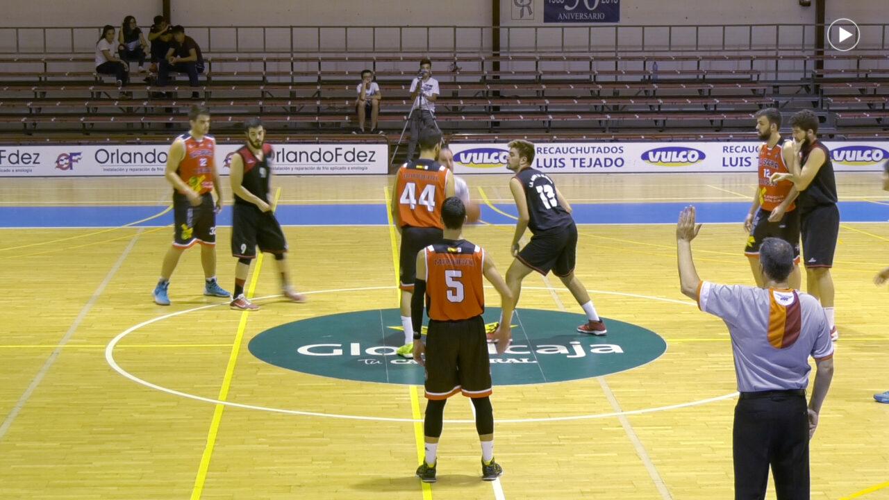 Último partido amistoso del Grupo 76 Al-kasar contra el CB La Sagra de Illescas