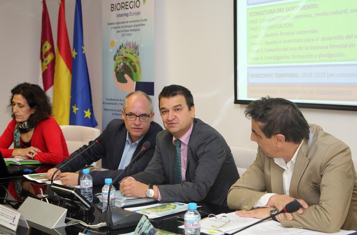 El Gobierno regional presenta el anteproyecto de Ley de Bienestar Animal al Consejo Asesor de Medio Ambiente en Castilla-La Mancha