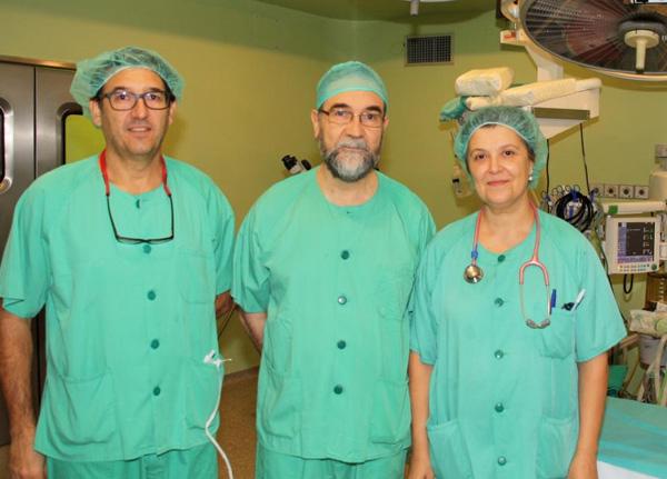 El Hospital General La Mancha Centro alcanza los cien implantes cocleares
