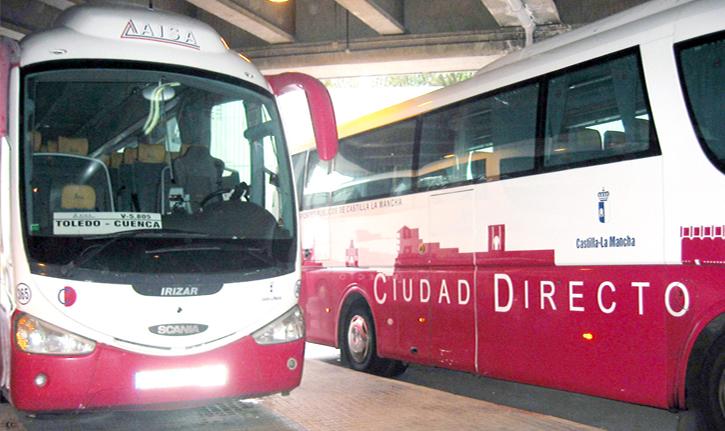 El Gobierno de Castilla-La Mancha pondrá en marcha el descuento de transporte para jóvenes a partir del próximo 1 de diciembre