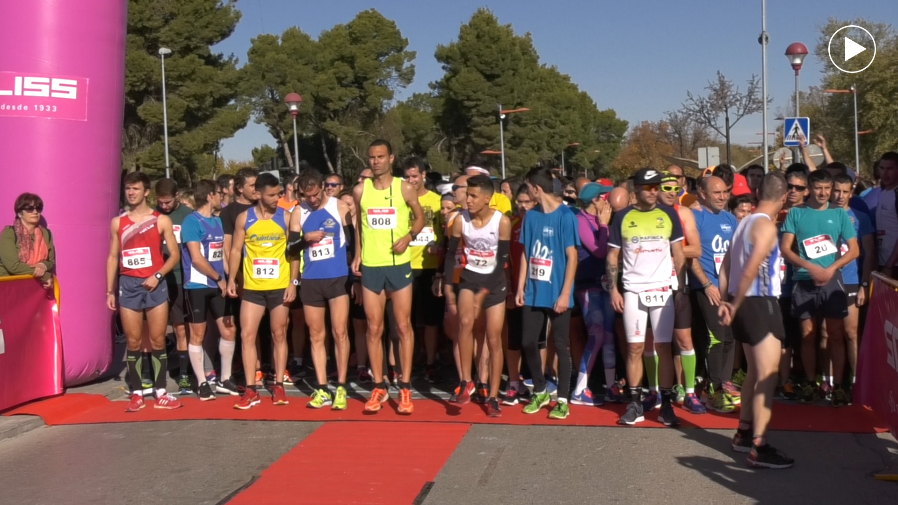 La I Carrera Nacional 0,0 ha sido un éxito con más de 1.000 participantes