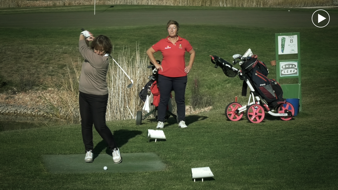 Primera Concentración de Golf para la Mujer en el Hidalgo Club de Golf