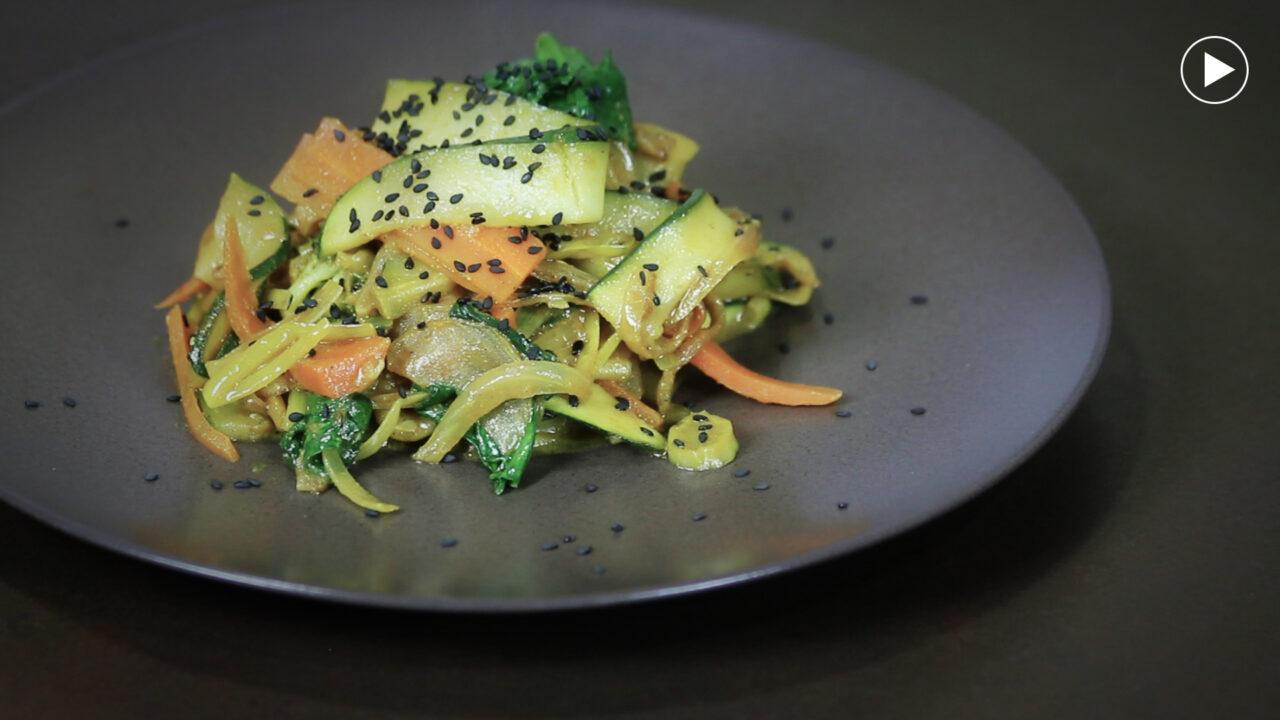 Atrévete a preparar un magnífico curry de verduras