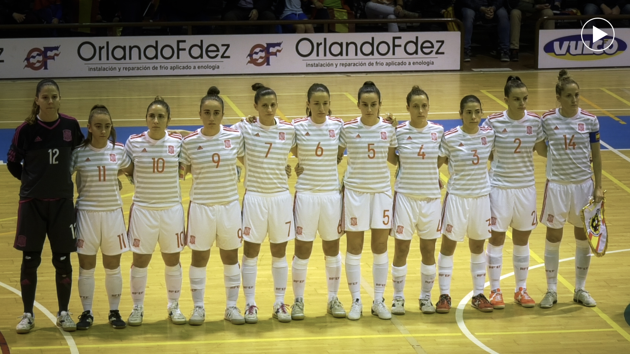 España vence  por 4 – 1 a la subcampeona del mundo, Rusia