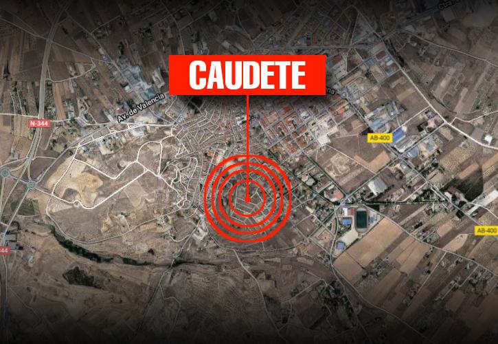 El seísmo de magnitud 4 registrado en Caudete (Albacete) se salda sin daños personales y con escasos daños materiales