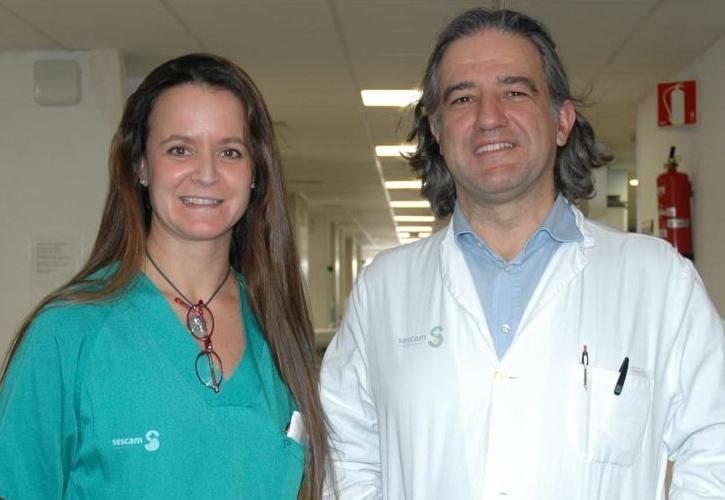 Cirujanos plásticos del Hospital de Guadalajara llevan a cabo una reconstrucción mamaria a través de la nueva técnica de colgajo PAP