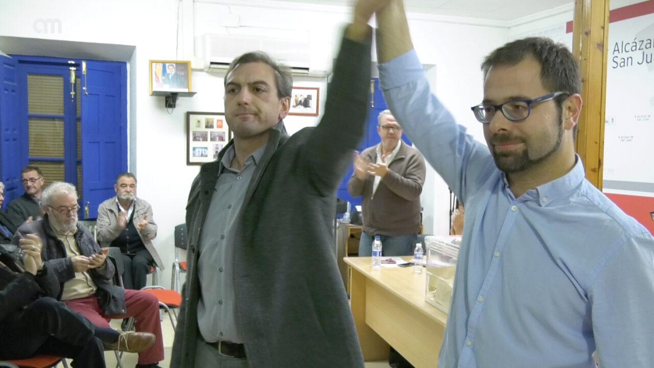 Gonzalo Redondo  es el nuevo Secretario General del PSOE en Alcázar