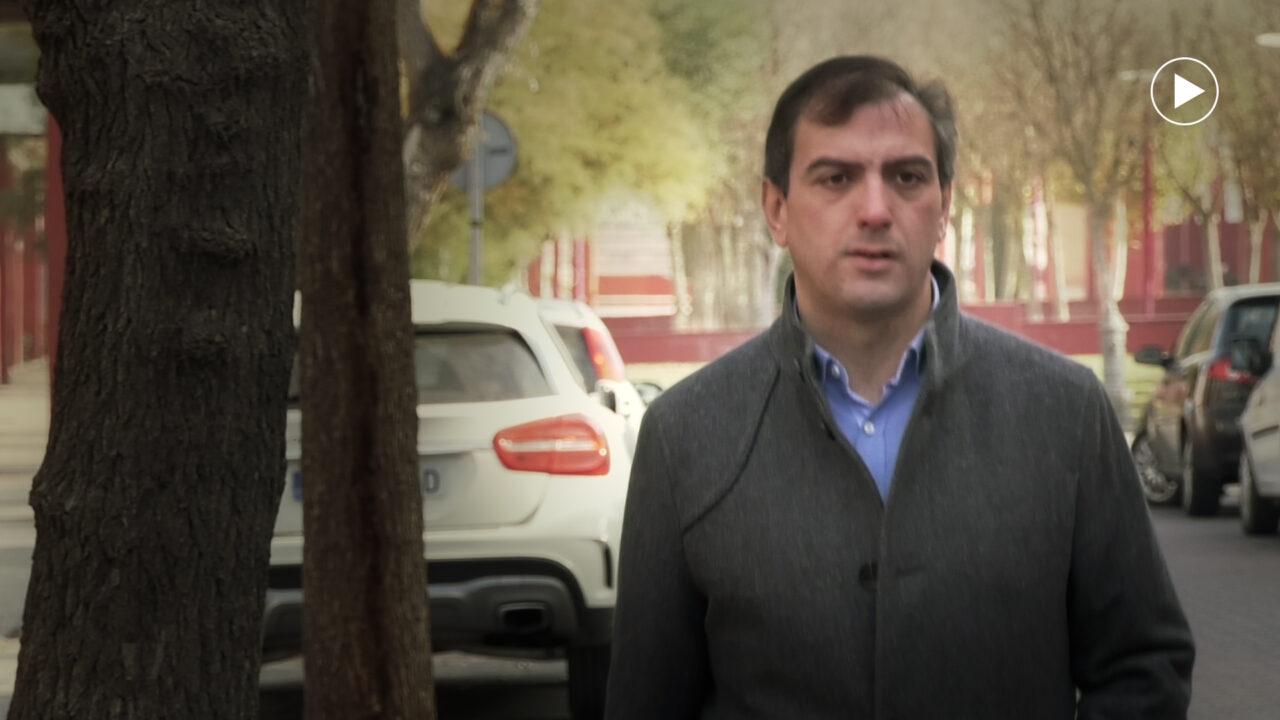 """""""Me presento para ser Secretario General de Alcázar de San Juan, no voy a ser el candidato a la alcaldía en 2019"""""""