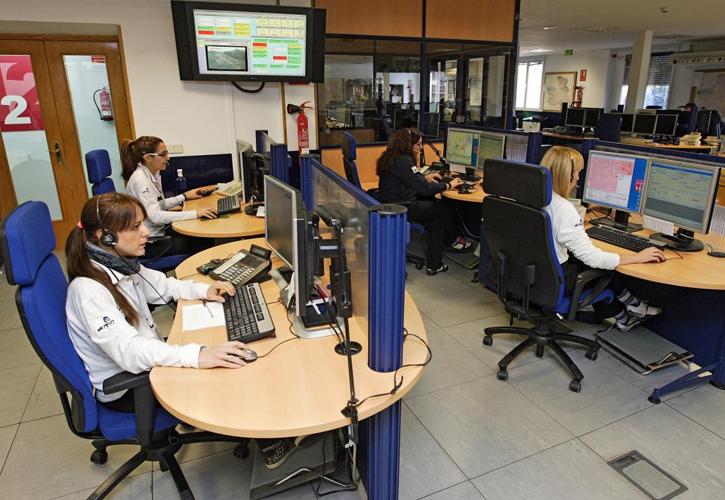 El Gobierno regional desactiva el METEOCAM tras remitir los fuertes vientos