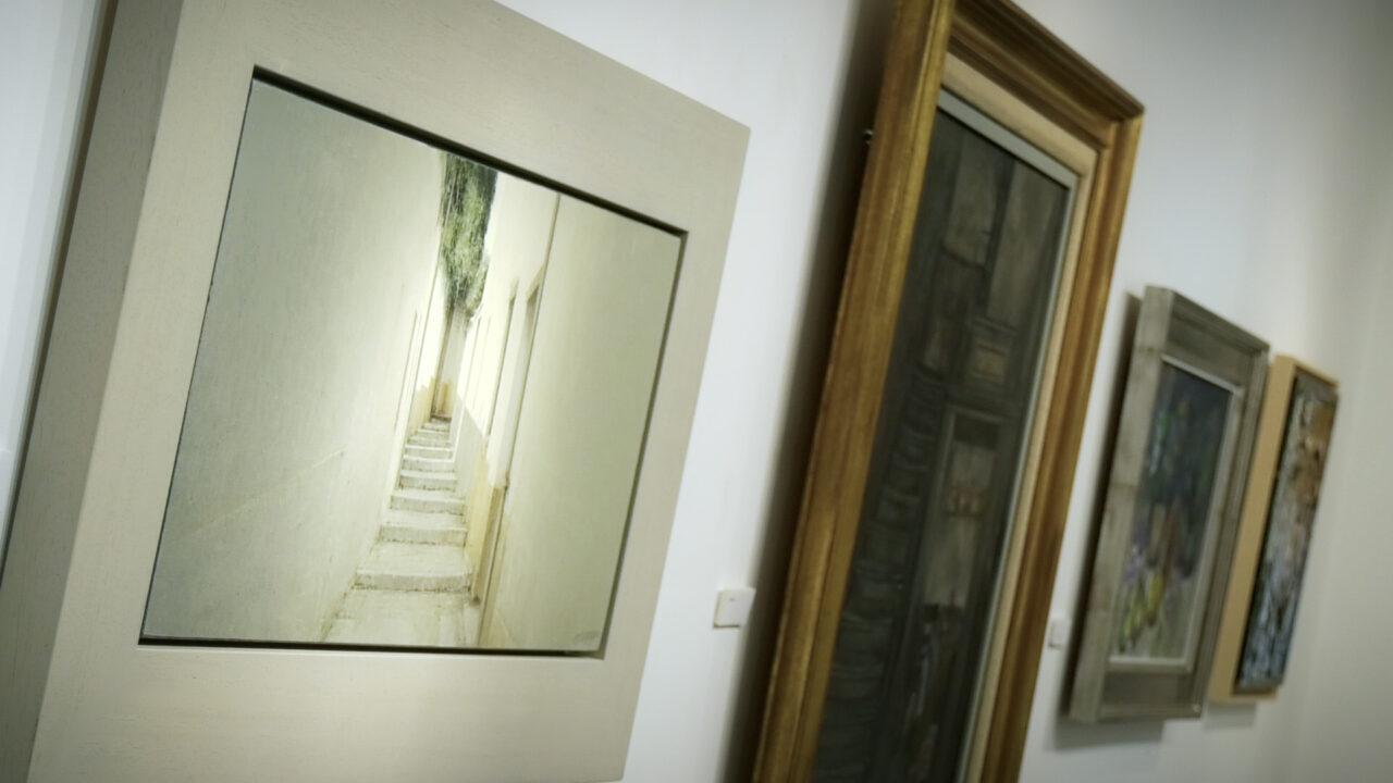 La Galería de Arte Marmurán rinde homenaje a la desaparecida Biosca