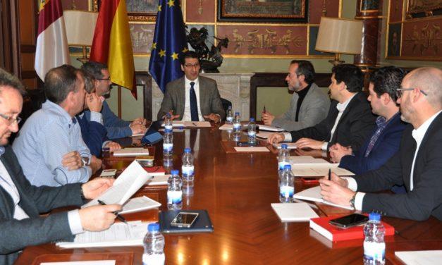 La Diputación colabora con los grupos de acción local y coordina una reunión para analizar líneas de trabajo conjunto