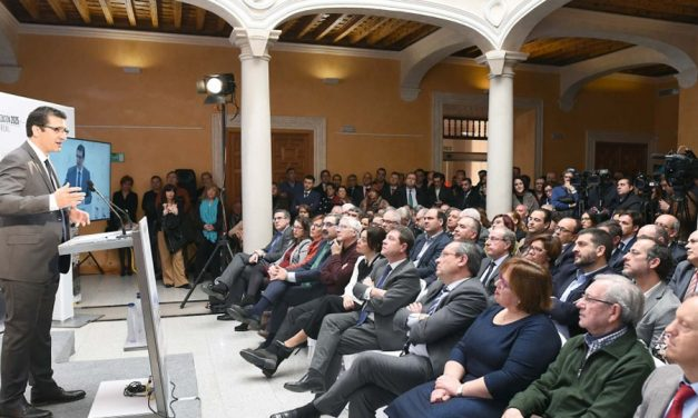 La Diputación contribuirá con 23 millones de euros al 'Plan de Modernización 2025' de Ciudad Real