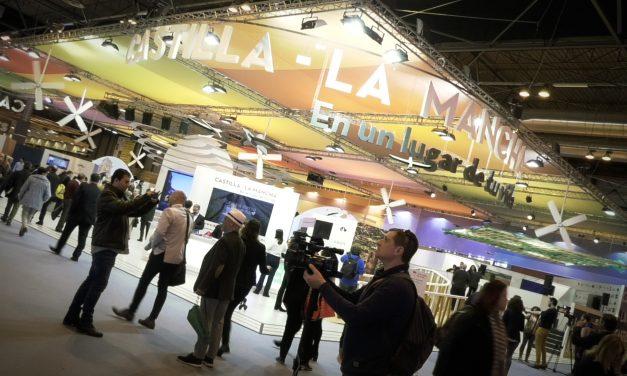 Alcázar destaca la calidad y compromiso con el turismo en FITUR
