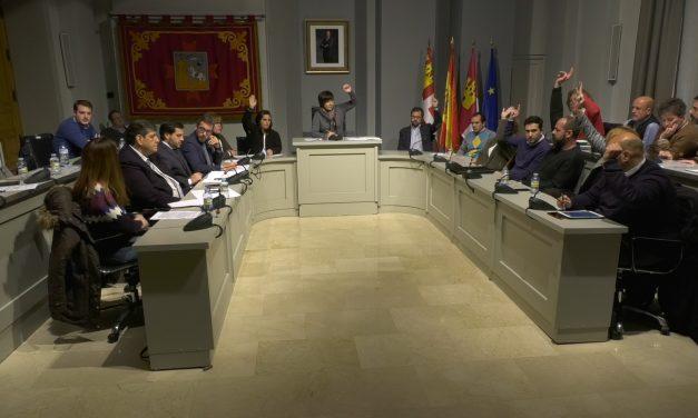 El Pleno aprueba iniciar el expediente de lesividad por la gestión mixta de Aguas de Alcázar