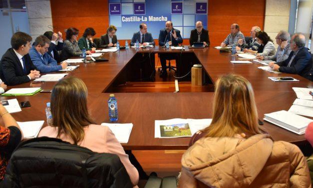El Gobierno regional espera la implicación de las diputaciones para prestar ayuda a las entidades locales que presenten proyectos a la ITI