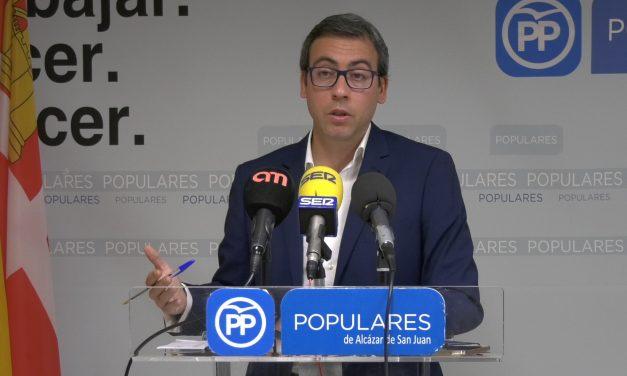 """El PP califica de """"ridículo y esperpéntico"""" el trabajo del equipo de  Gobierno alcazareño"""