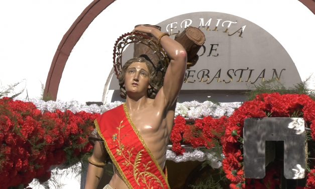 Fiestas de San Sebastián, un Santo que da nombre a un barrio y que es venerado por todos los alcazareños