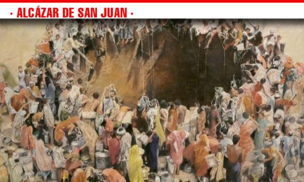 Realismo y abstracción en el XXIII Certamen Internacional de Pintura 'Ciudad de Alcázar', antesala cultural de la agenda festiva en la localidad