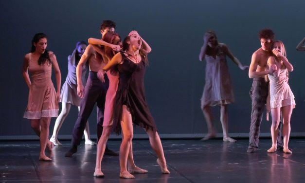 """""""Carmen"""" independiente y sensual, cautiva al público alcazareño de la mano del Ballet de Camagüey"""