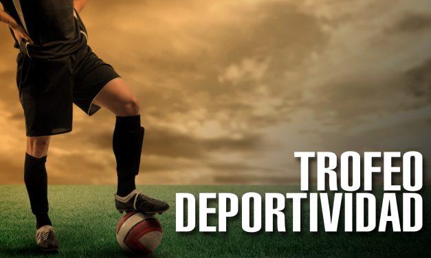 Trofeo a la deportividad