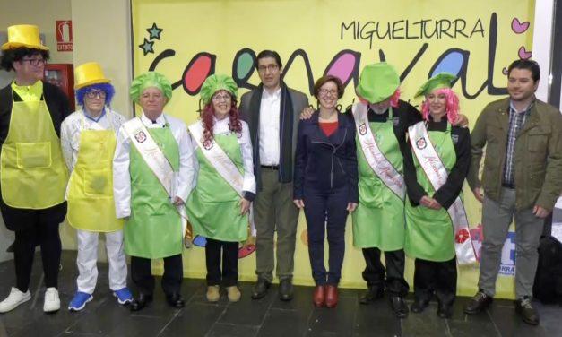 """El presidente de la Diputación valora el concurso """"Fruta en Sartén"""" como una actividad que profundiza en las raíces gastronómicas del municipio"""