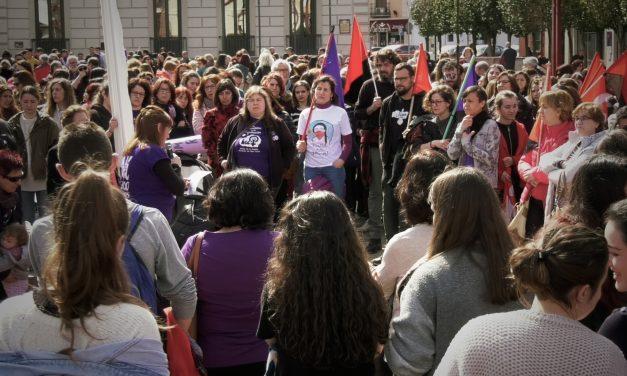 Asamblea 7N, por un mundo más justo, por un mundo más feminista