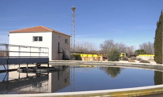 Balance de gestión de la empresa Aguas de Alcázar en 2017