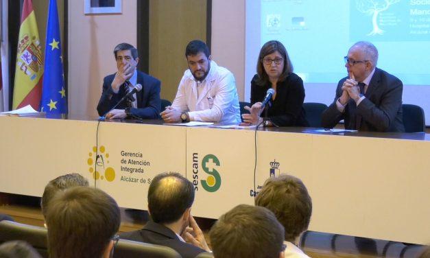 El Hospital General La Mancha Centro presenta la actualización del código Ictus de Castilla-La Mancha