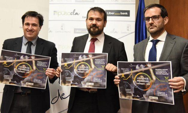 """El Gobierno regional y Liberbank ponen en marcha la convocatoria """"Jóvenes Promesas"""" para la tecnificación de los jóvenes deportistas"""