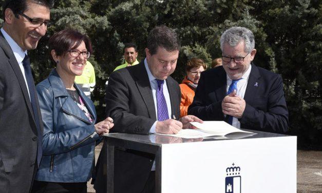 El presidente García-Page reclama una mayor dotación económica de la Educación de cara a un futuro sistema de financiación autonómica