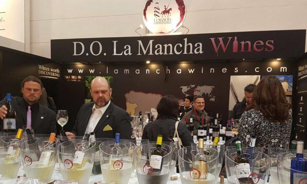 Prowein 2018, nueva cita en Düsseldorf, para los vinos DO La Mancha