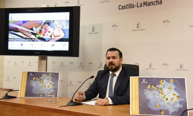 La nueva web de deportes del Gobierno regional ofrecerá la posibilidad de localizar todas las actividades deportivas que se celebren en la región