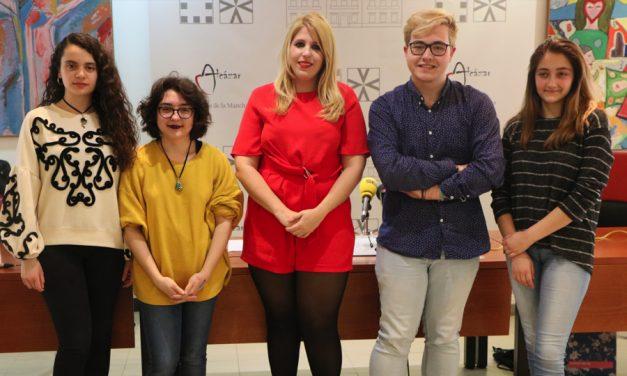 Alcázar acogerá el VII Encuentro Nacional de Cibercorresponsales para menores de 18 años del 27 al 29 de abril