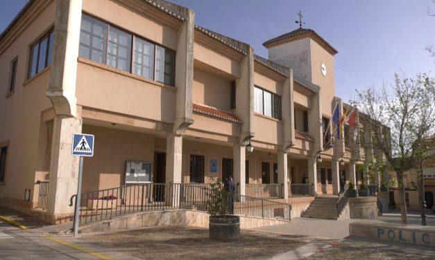 El presidente de la Diputación inaugura las nuevas dependencias de la Policía Local de Santa Cruz de Mudela