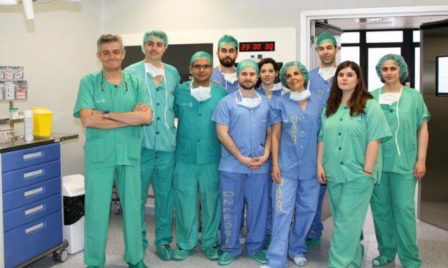 El Hospital Mancha Centro de Alcázar de San Juan instruye en laparoscopia a futuros cirujanos de Castilla-La Mancha