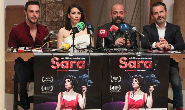 Homenaje a Sara Montiel con el estreno de la obra en Alcázar de 'Mi última noche con Sara'