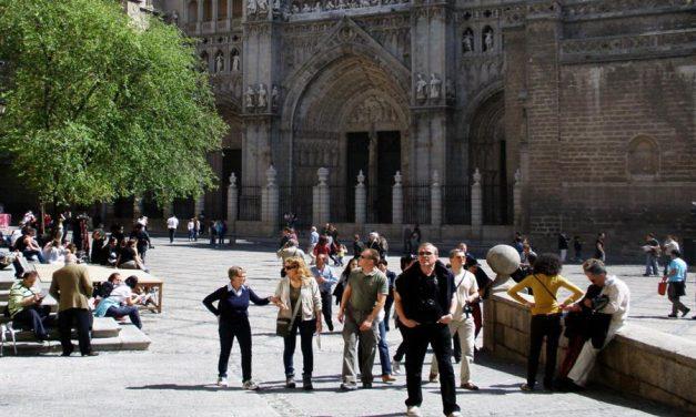 Más de 13.500 extranjeros eligieron Castilla-La Mancha como principal destino de su viaje a España durante el mes de febrero