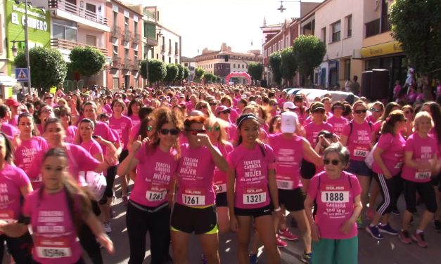El 27 de mayo tendrá lugar la IV Carrera de la Mujer, que espera superar las 2.000 mujeres inscritas de la anterior edición