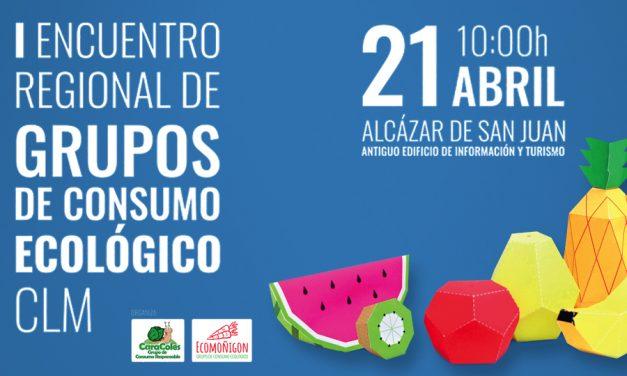 El sábado 21 de abril tendrá lugar el primer Encuentro de Grupos de Consumo Ecológico Regional