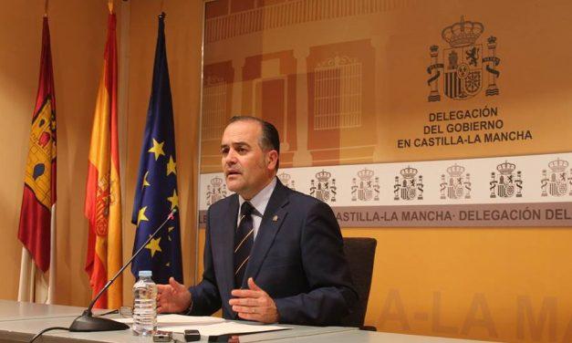"""Gregorio: """"El Gobierno de España asigna a Castilla-La Mancha 589,5 millones de euros para inversiones, un 37,8% más que en 2017"""""""