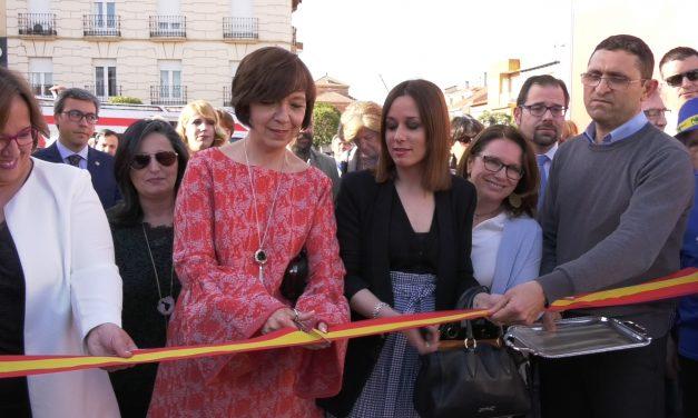 Inauguración de la XII Feria de los Sabores