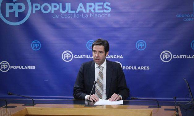 """PP: """"Page es el único presidente que destruye empleo de toda España"""""""