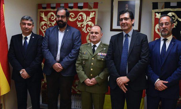 Acto conmemorativo del 23 aniversario de la creación de la Subdelegación de Defensa