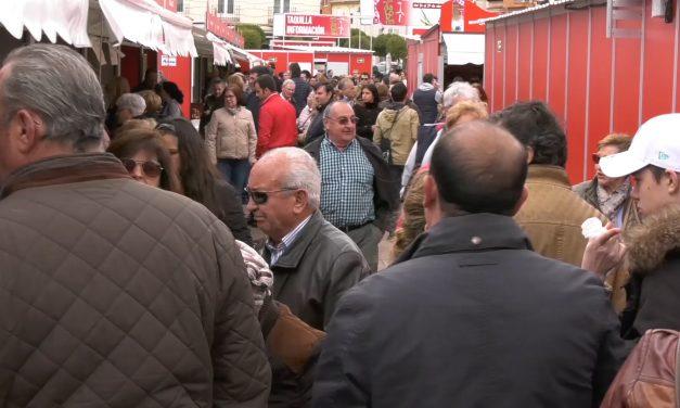 La XII Feria de los Sabores ha recibido más de 27.000 personas llegadas de toda España durante el fin de semana