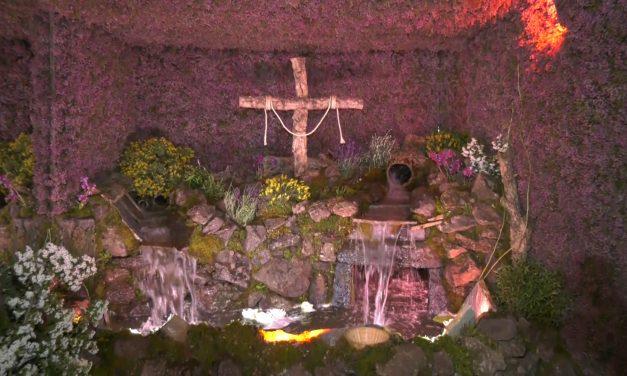 Piedrabuena da la bienvenida a la primavera con cruces y mayos que demuestran la gran implicación del pueblo en sus tradiciones