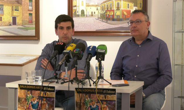 El Toboso albergará la primera exposición que reúne las pinturas de los alcazareños José Luis y Salva Samper en torno a la figura del Quijote
