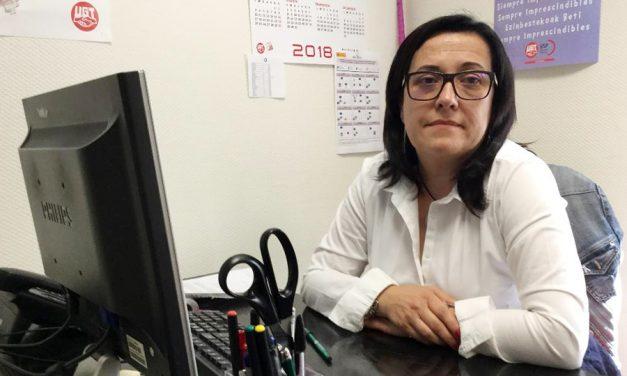 """Laura Iñigo: """"Es hora de repartir la riqueza con subidas salariales de al menos el 3% durante 2018 y así recuperar poder adquisitivo"""""""