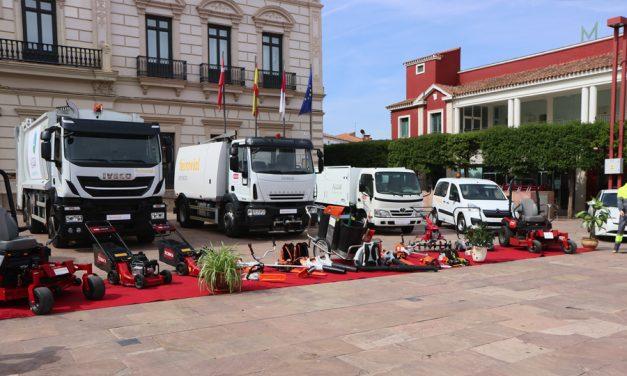 Renovación y mejoras en el servicio de limpieza viaria que se implementa con nueva maquinaria